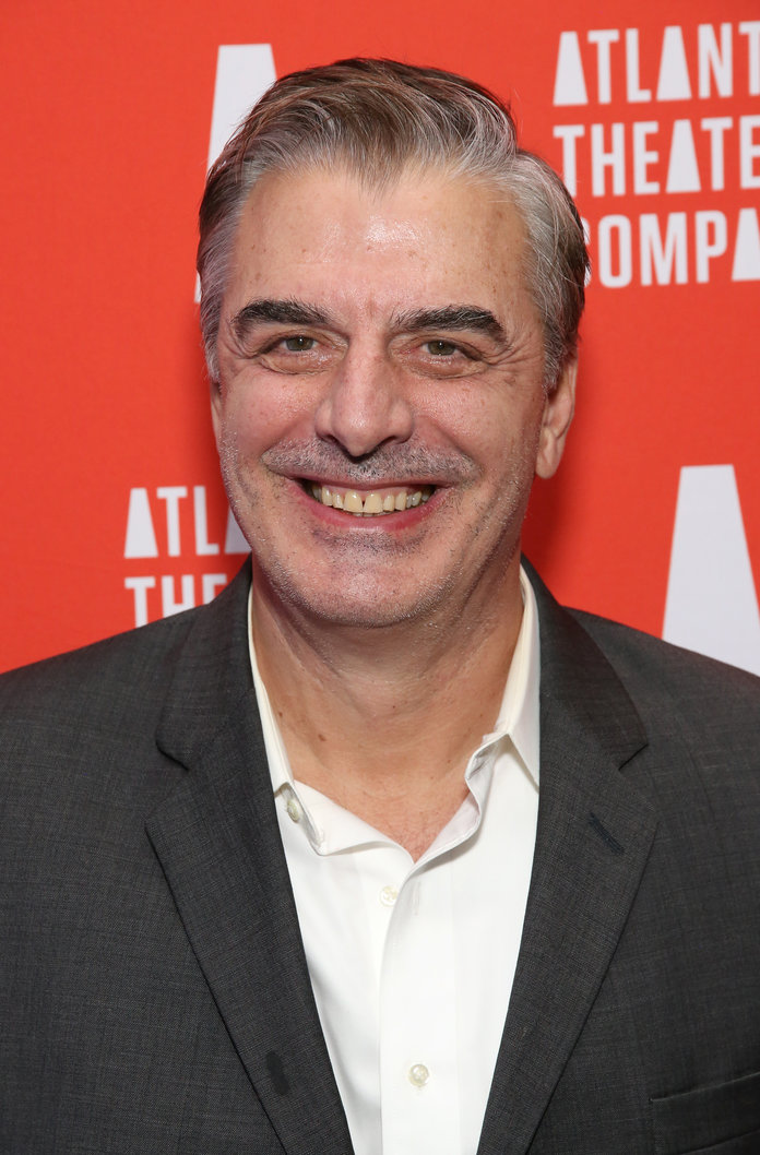 Chris Noth Is Expecting Another Baby and His Sex and the City Co-stars Can't Handle It