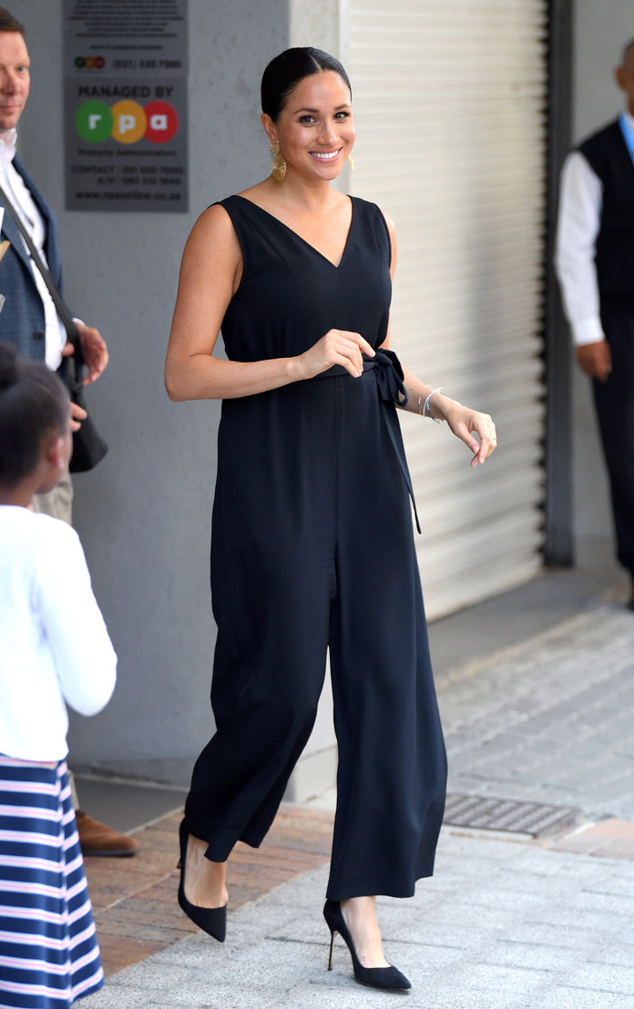 Meghan Markle's Everlane Jumpsuit Is on Major Sale Right Now