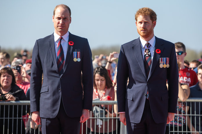 Prince Harry Finally Addressed His Rumored Rift with Prince William