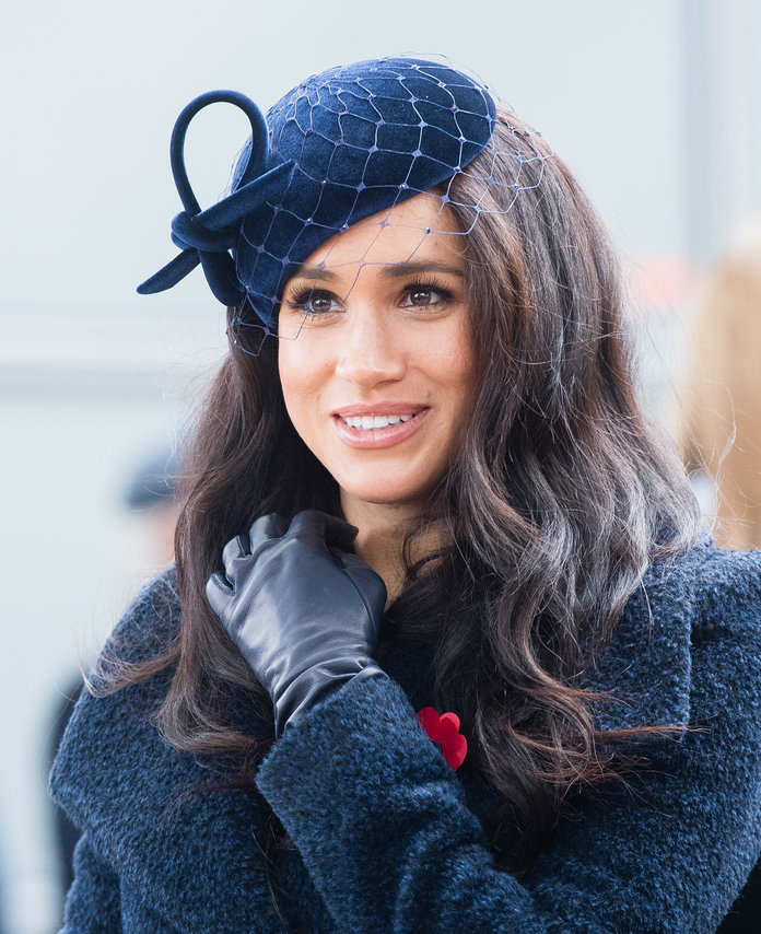 Meghan Markle Went to School with Rick Owens's Stepdaughter — and There Are Photos