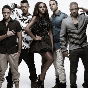 Alexandra Burke and JLS have collaborated on their new fashion brand 2KX