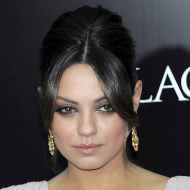 Get Mila Kunis' intense eyes Black Swan look