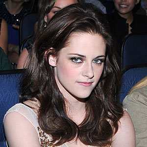 Hair how-to: Get Kristen Stewart's People's Choice Awards look