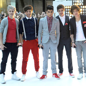 One Direction make history in the US!