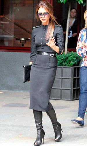 Victoria Beckham and Kate Middleton's style praised by David Bailey
