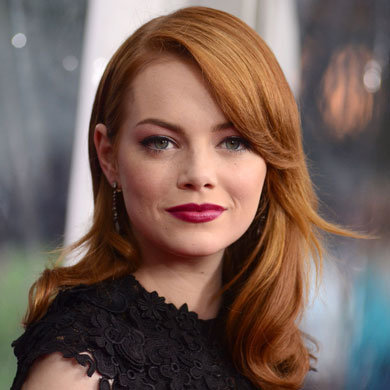 Get Emma Stone's perfect pout
