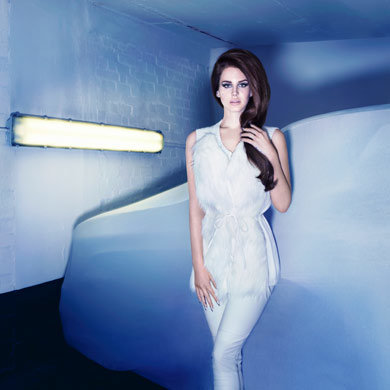 Lana Del Rey smoulders in new H&M campaign shots