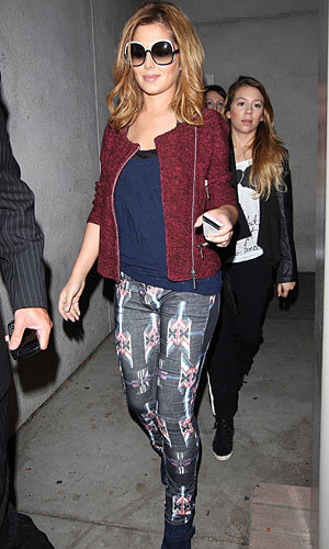 Cheryl Cole, Nicole Richie and Hilary Duff love Isabel Marant!