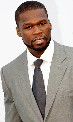 50 Cent makes a 50 Scent!