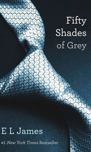 Fifty Shades of Grey nominated for National Book Award