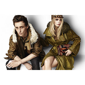 SEE PICS: Burberry's SS12 collection!