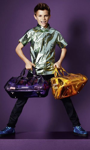 Romeo Beckham for Burberry…see new pictures!