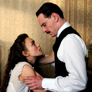 COMPETITION: See A Dangerous Method with Keira Knightley and Michael Fassbender!