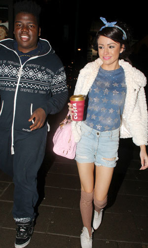 Cher Lloyd, Matt Cardle and the X Factor gang get ready for a huge weekend!