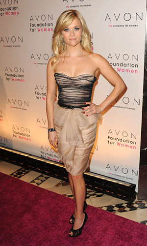 SEE PICS: Reese Witherspoon wows at Avon Foundation for Women Gala!