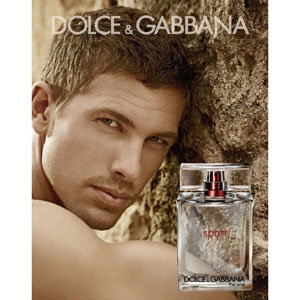 Meet the face of Dolce & Gabbana's new fragrance!