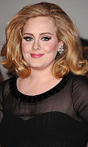 Adele is officially a Bond girl!