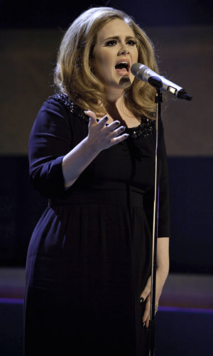 Adele confirmed to sing at the Oscars 2013