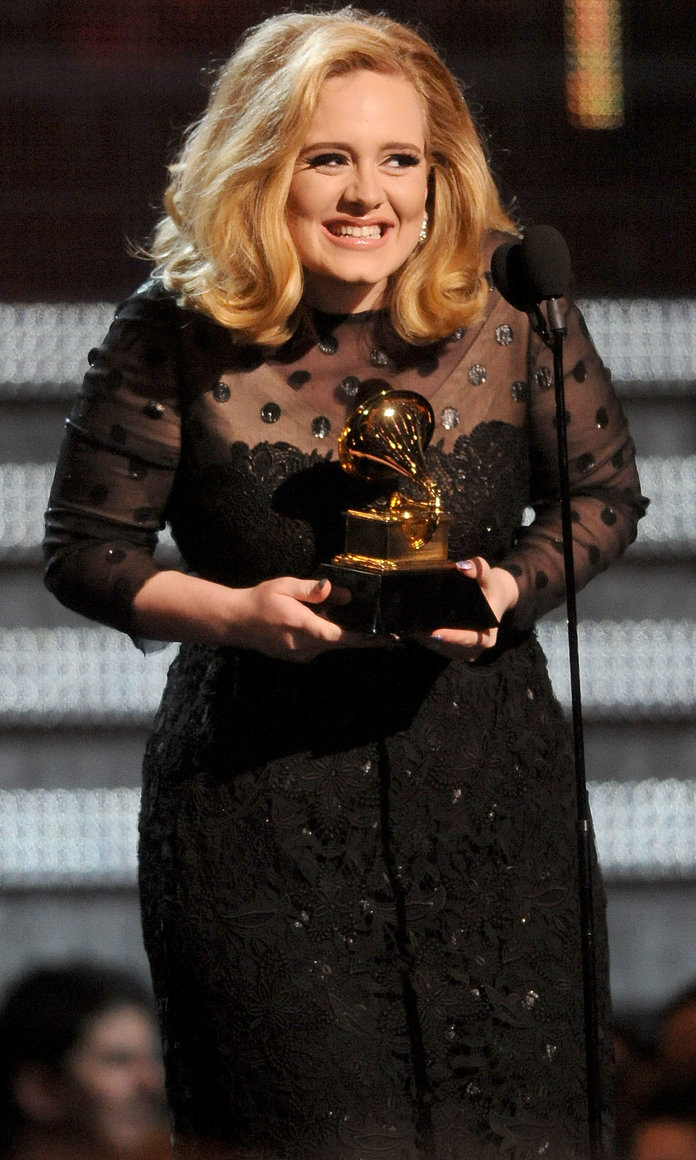 GRAMMYS 2012: Adele wins big! See all the winners, dresses and all the news here!