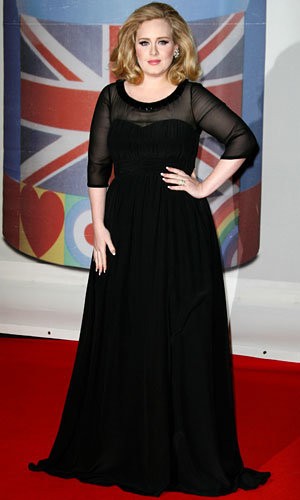 BRIT AWARDS 2012: See all the winners and dresses here!