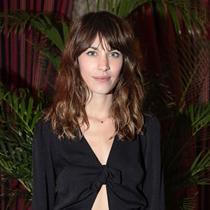 Alexa Chung parties with Opening Ceremony in New York