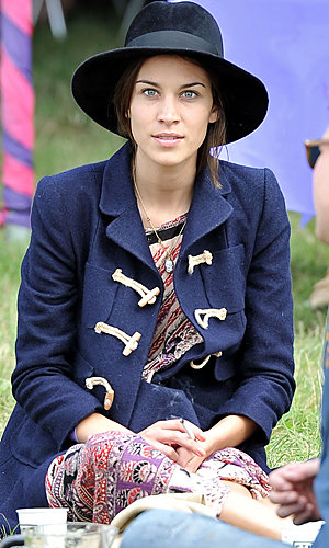 FESTIVALS LATEST: Alexa Chung hits Hop Farm AND Wireless festivals while the Cornbury Festival