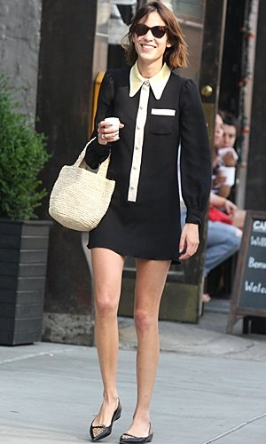 GET THE LOOK: Alexa Chung, Cheryl Cole, Blake Lively... Shop your favourite celeb style!