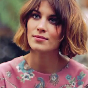SEE VIDEO: Alexa Chung models for Superga