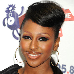 DISCOVERED! The secret to Alexandra Burke's pearly white smile