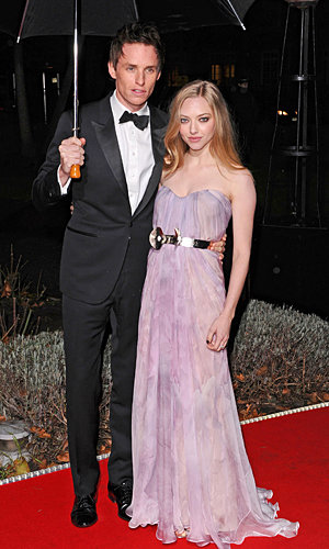 Amanda Seyfried and Eddie Redmayne team up for Military Awards