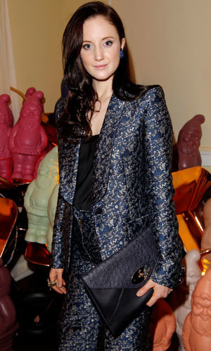Celebrities in full force at LA Mulberry party