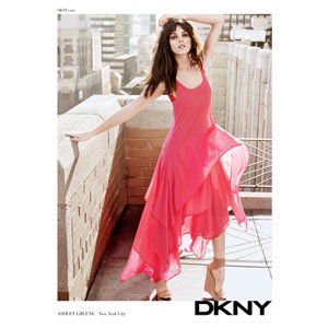 JUST IN: See Ashley Greene for DKNY