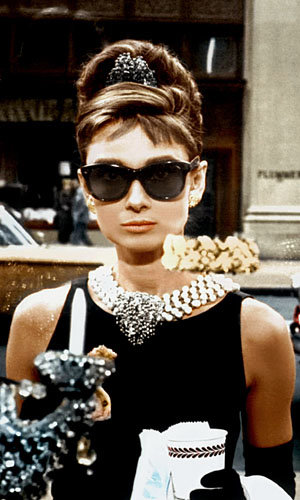 HAIR HOW-TO: The Audrey Hepburn up-do
