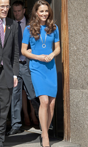 Kate Middleton's due date revealed