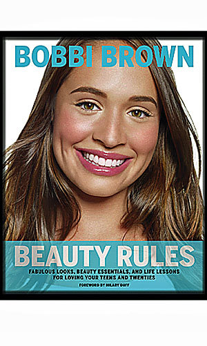 NEW BOOK Bobbi Brown's new beauty bible Beauty Rules