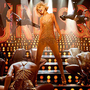 VIDEO: See Christina Aguilera and Cher in new movie Burlesque!