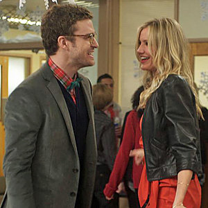 EXCLUSIVE: Cameron Diaz and Justin Timberlake together in Bad Teacher
