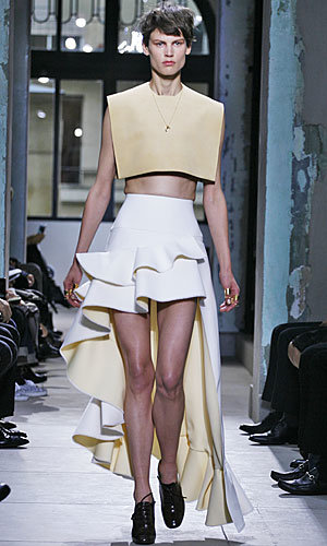 Paris Fashion Week Spring Summer 2013: Balenciaga, Carven, Balmain