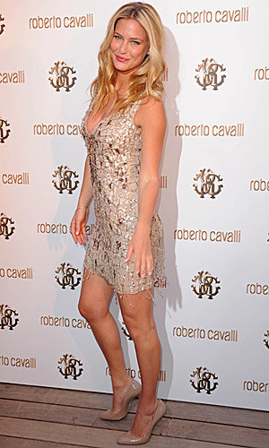 SEE PICS: Roberto Cavalli boutique opening in Cannes