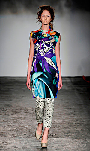 Create your own printed dress!