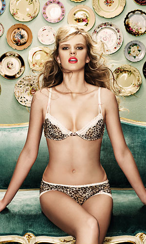 Collette Dinnigan designs undies for Marks and Spencer!