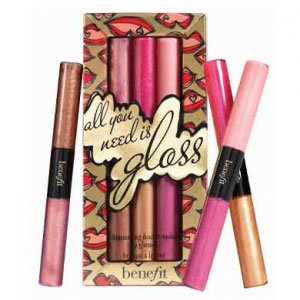 BEAUTY COMPETITION: Win a set of Benefit Limited edition lip glosses!