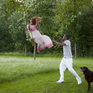 Beyonce shares family photos of Jay-Z and Blue Ivy