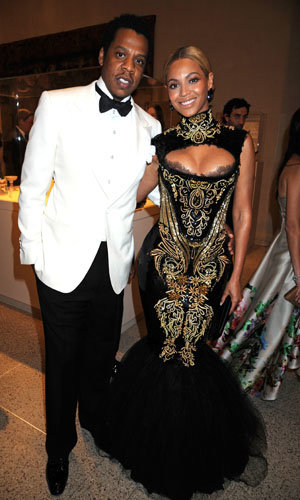 Beyoncé and Jay-Z are the highest paid celebrity couple!