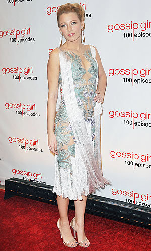 Blake Lively married in Marchesa wedding dress | InStyle.co.uk