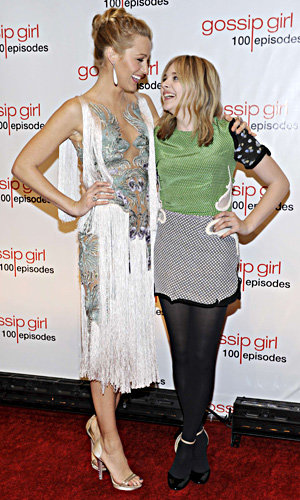 Gossip Girl celebrates 100 episodes in style!