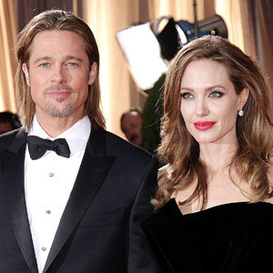 Brad Pitt and Angelina Jolie are engaged – see the ring here!