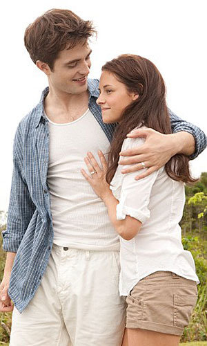 JUST IN: From the wedding to the pregnancy, SEE the THREE key Twilight Breaking Dawn Part 1 clips!