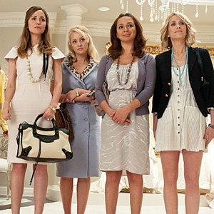 WIN a money-can't-buy Bridesmaids weekend bag full of goodies!