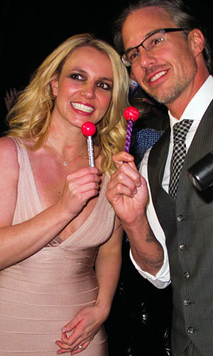 CONGRATS! Britney Spears gets engaged!